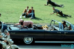 Assassination of JFK: November 22, 1963