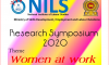 Research Symposium – 2020 Women at Work