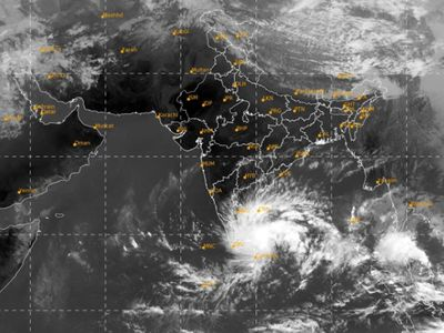 "Tropical Cyclone ""Burevi"" to make landfall over northern"