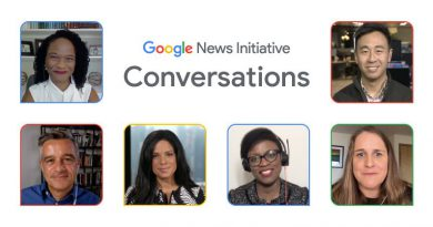 Introducing Google News Initiative Conversations